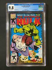 Incredible Hulk #399 CGC 9.8 (1992) - Doctor Strange & Fantastic Four app