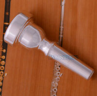 Sale! Brand new Silver Plated Mouthpiece For Flugelhorn only 1pc per time please