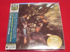 CREEDENCE CLEARWATER REVIVAL - Bayou Country - Japan Mini LP SHM CD - CCR
