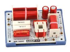 1Pair KASUN Hi-Fi Speaker Frequency Divider Crossover Filters 3Way 3Unit MK-300C