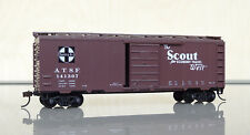 "40' AAR Boxcar A.T.&S.F. ""The Scout"" – Roundhouse 07894"