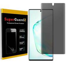 Privacy Anti-Spy Screen Protector Guard For Samsung Galaxy Note 10 /10+ Plus /5G