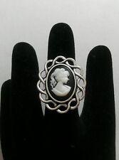 Markenlose Modeschmuck-Ringe aus Harz