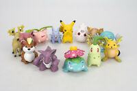 13PCS Pokemon GO High-Quality Pikachu Mini Figures Set Cake Toppers & Party Toys