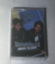 Against Da Grain PA YoungBloodZ Rap Cassette 1999 LaFace Records Free Ship USA