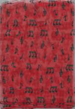Pañuelos de mujer sin marca color principal rojo