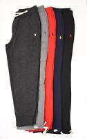 Men Polo Ralph Lauren Sweatpants Fleece Lined Jogger Lounging Pants S M L XL XXL