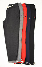 Hombres Polo Ralph Lauren Pantalones Lana Forrada Jogger descansando Pantalones S M L XL XXL