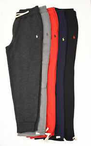 Men Polo Ralph Lauren Cotton Blend Fleece Sweatpants Jogger Lounging Pants