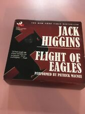 jack higgins flight of eagles cd
