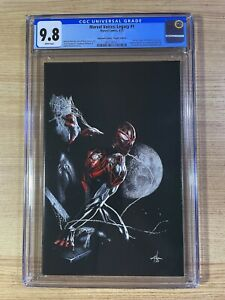Marvel Voices Legacy #1 Gabriele Dell'Otto Miles Morales Virgin Variant CGC 9.8