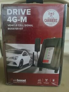 2 of 2 Wilson weBoost 4G-M 470121 Universal Cell Phone Signal Booster.Sealed New