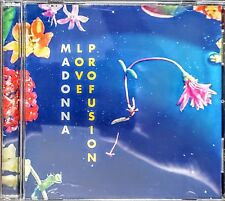 """MADONNA - """" LOVE PROFUSION / NOTHING FAILS """" CD SINGLE """" NEW """""""