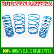 For 2001-2005 Civic DX EX GX HX 2DR/4DR BLUE Racing Sport Lowering Springs
