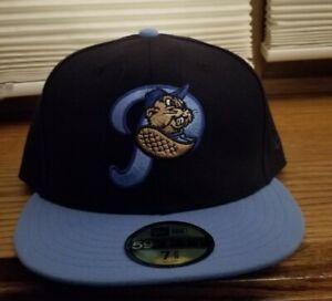 Portland Beavers Hat Club new era 7 5/8 USA made
