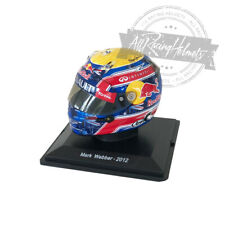 Spark Editions 1:5 Scale Mark Webber 2012 F1 Formula One Helmet Casque Helm New