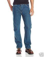 Dickies Men Regular Fit Jeans Cell Phone Pocket Tinted Blue Denim 40 x 32