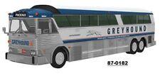 Iconic Replicas  87-0182 MCI MC-7 'Greyhound Scenicruiser'  Coach Bus  1/87