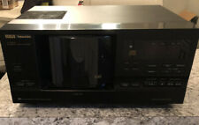 RCA Professional Series 100+1 DISC CD PLAYER CHANGER CD-9400 Black TESTED!