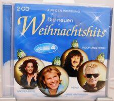 Die neuen Weihnachtshits + 2 CD + 37 tolle Lieder von Stars zu Weihnachten Vol.4