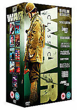 Classic War Collection (DVD, 2009, 8-Disc Set, Box Set)
