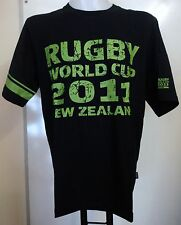 CANTERBURY RWC NAVY COTTON CAPTAINS TEE SHIRT ADULTS SIZE XL BRAND NEW WITH TAGS