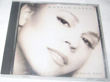 Music Box by Mariah Carey CD, Aug-1993, Columbia USA Free Shipping U.S.A.