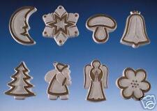 Giessform *Stilmotive Weihnachten* NEU /& OVP CG724