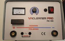 Beizgerät AC / DC Edelstahl reinigen, signieren, polieren