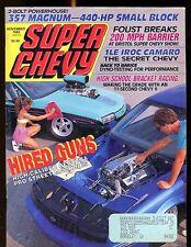Super Chevy Magazine November 1989 Beretta Camaro EX w/ML 031417nonjhe