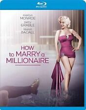 How to Marry a Millionaire Blu Ray Region 1