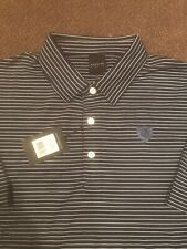 Dunning Golf Polo Mens Large Philadelphia Golf Association On Crest Nwt