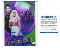 """""""Z-O-M-B-I-E-S 2"""" Cast AUTOGRAPHS Signed Zombies 8x10 Photo - Milo Manheim +4"""