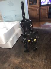 Partylite Black Cat Tealight Holder P9415