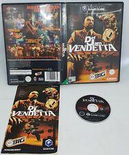 Def Jam Vendetta - Nintendo Gamecube - Fast Free UK Post.
