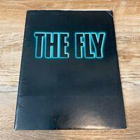 Cronenberg's The Fly Vintage Original Press Kit 1986 WITHOUT Photos