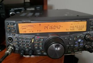 Kenwood Hf Ham Amateur Radio Transceivers For Sale In Stock Ebay