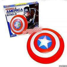 Large Captain America Shield The Avengers Marvel flashing light and music gift