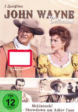 John Wayne Collection - 3 Spielfilme - DVD