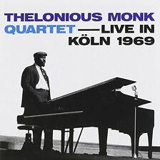 Thelonious Monk - Live in Koln 1969 [New CD] Spain - Import