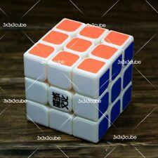 White MoYu Ao Long v2 Speed 3x3x3 Magic Cube (Weilong V3) Aolong 57mm Highlight