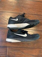 New listing Nike TriFusion Black Athletic Running Tennis Shoes Sneaker Men's  Size 7.5 US
