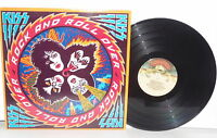 KISS Rock And Roll Over LP 1976 Casablanca CRC Club Press Desert Label Vinyl