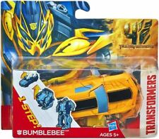 Transformers Age Of Extinction One Step Changer Action Figure Bumblebee