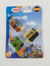 Thomas & Friends MINIS 7 Pack POP ART Diesel D-10 Pencil Troublesome Truck Robot