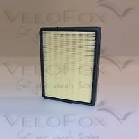 Mahle Plate Air Filter fits BMW R 80 RT/2 Monolever 1984-1995