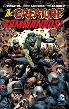 the Creature Commandos DC comics (2014, Paperback) VG