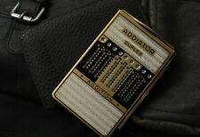 Antique German Mechanical Calculator Slide ADDIATOR DUPLEX in Original Case