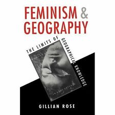 Feminism and Geography, Good Condition Book, Rose, Gillian, ISBN 9780745611563