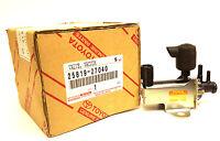 GENUINE NEW TURBO BOOST PRESSURE SENSOR VACUUM VALVE FOR TOYOTA RAV4 25819-27040